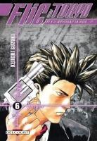 couverture, jaquette Flic à Tokyo 6  (Delcourt Manga) Manga
