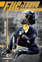 couverture, jaquette Flic à Tokyo 5  (Delcourt Manga)