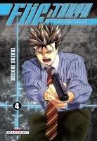couverture, jaquette Flic à Tokyo 4  (Delcourt Manga) Manga