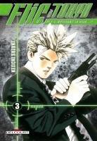 couverture, jaquette Flic à Tokyo 3  (Delcourt Manga)