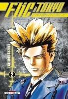 couverture, jaquette Flic à Tokyo 2  (Delcourt Manga)