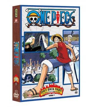 One Piece édition DVD - Saison 4 - Davy Back Fight