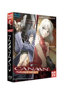 CANAAN édition Intégrale Blu-ray