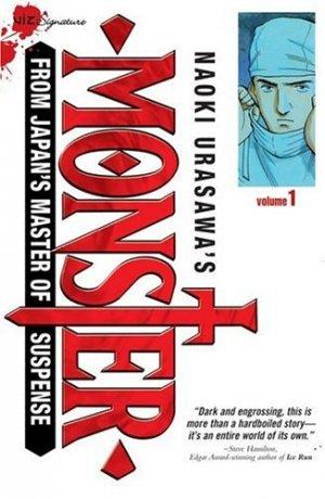 Monster édition Américaine