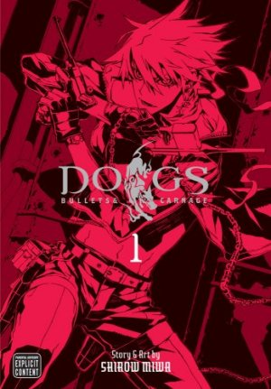 Dogs - Bullets and Carnage édition Américaine