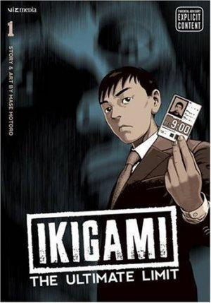 Ikigami - Préavis de Mort édition Américaine