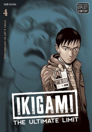 Ikigami - Préavis de Mort 4