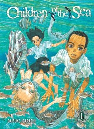 Les Enfants de la Mer édition Américaine
