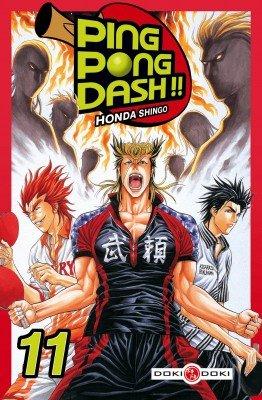 Ping Pong Dash !! T.11