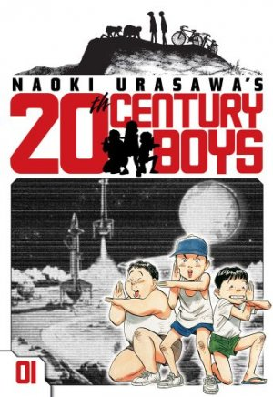 20th Century Boys édition Américaine
