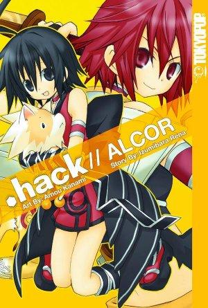 .Hack//Alcor édition Américaine