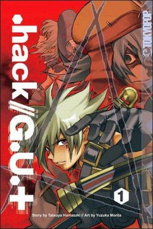 .Hack// G.U. + édition Américaine