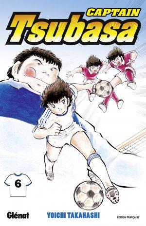 couverture, jaquette Captain Tsubasa 6 Réédition Française (Glénat Manga) Manga