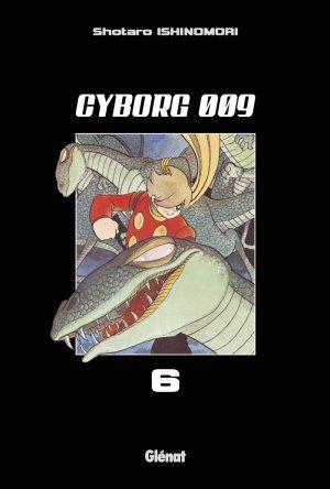Cyborg 009 T.6