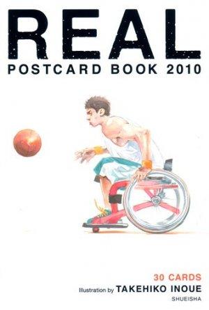 Real - Postcard Book 2010 édition Japonaise