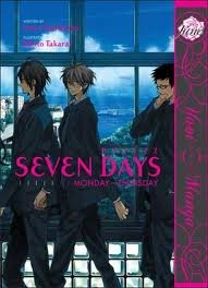 Seven Days édition USA