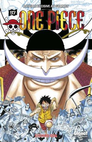 couverture, jaquette One Piece 57  (Glénat Manga)