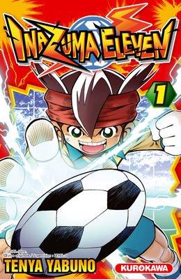 Inazuma Eleven T.1