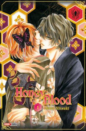 Honey Blood T.1