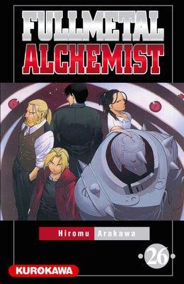 Fullmetal Alchemist # 26