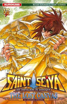 Saint Seiya - The Lost Canvas T.17