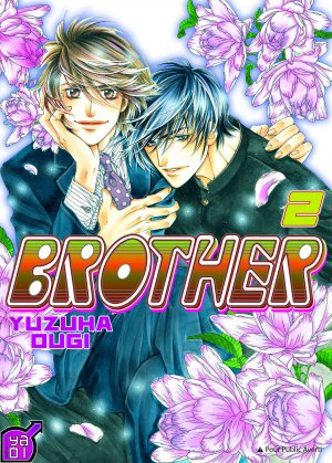couverture, jaquette Brother 2  (Taifu Comics)