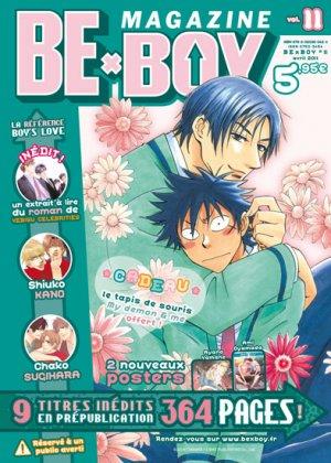Be x Boy Magazine T.11