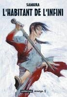 couverture, jaquette L'Habitant de l'Infini 9  (casterman manga)