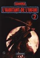 couverture, jaquette L'Habitant de l'Infini 2  (casterman manga)