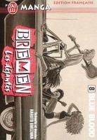 couverture, jaquette Bremen 8  (J'ai Lu manga) Manga