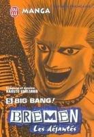 couverture, jaquette Bremen 5  (J'ai Lu manga)
