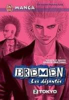 couverture, jaquette Bremen 2  (J'ai Lu manga)