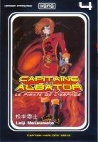 couverture, jaquette Capitaine Albator 4  (kana)