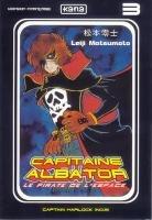 couverture, jaquette Capitaine Albator 3  (kana)