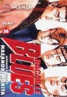 couverture, jaquette Racaille Blues 36  (J'ai Lu manga) Manga
