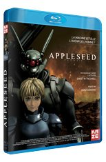 Appleseed 1 édition Blu-ray