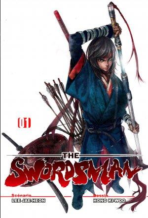 The Swordsman T.1