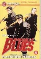 couverture, jaquette Racaille Blues 33  (J'ai Lu manga)