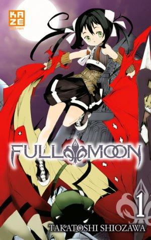 Full Moon (Shiozawa) T.1