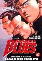 couverture, jaquette Racaille Blues 27  (J'ai Lu manga) Manga