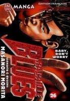 couverture, jaquette Racaille Blues 26  (J'ai Lu manga) Manga