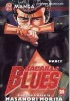 couverture, jaquette Racaille Blues 25  (J'ai Lu manga)