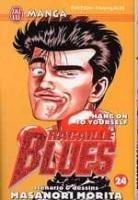 couverture, jaquette Racaille Blues 24  (J'ai Lu manga)