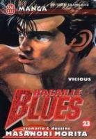 couverture, jaquette Racaille Blues 23  (J'ai Lu manga) Manga