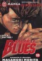 couverture, jaquette Racaille Blues 22  (J'ai Lu manga)