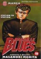 couverture, jaquette Racaille Blues 19  (J'ai Lu manga) Manga