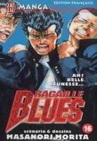 couverture, jaquette Racaille Blues 16  (J'ai Lu manga)