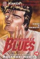 couverture, jaquette Racaille Blues 14  (J'ai Lu manga)