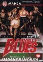 couverture, jaquette Racaille Blues 10  (J'ai Lu manga)