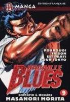 couverture, jaquette Racaille Blues 9  (J'ai Lu manga)